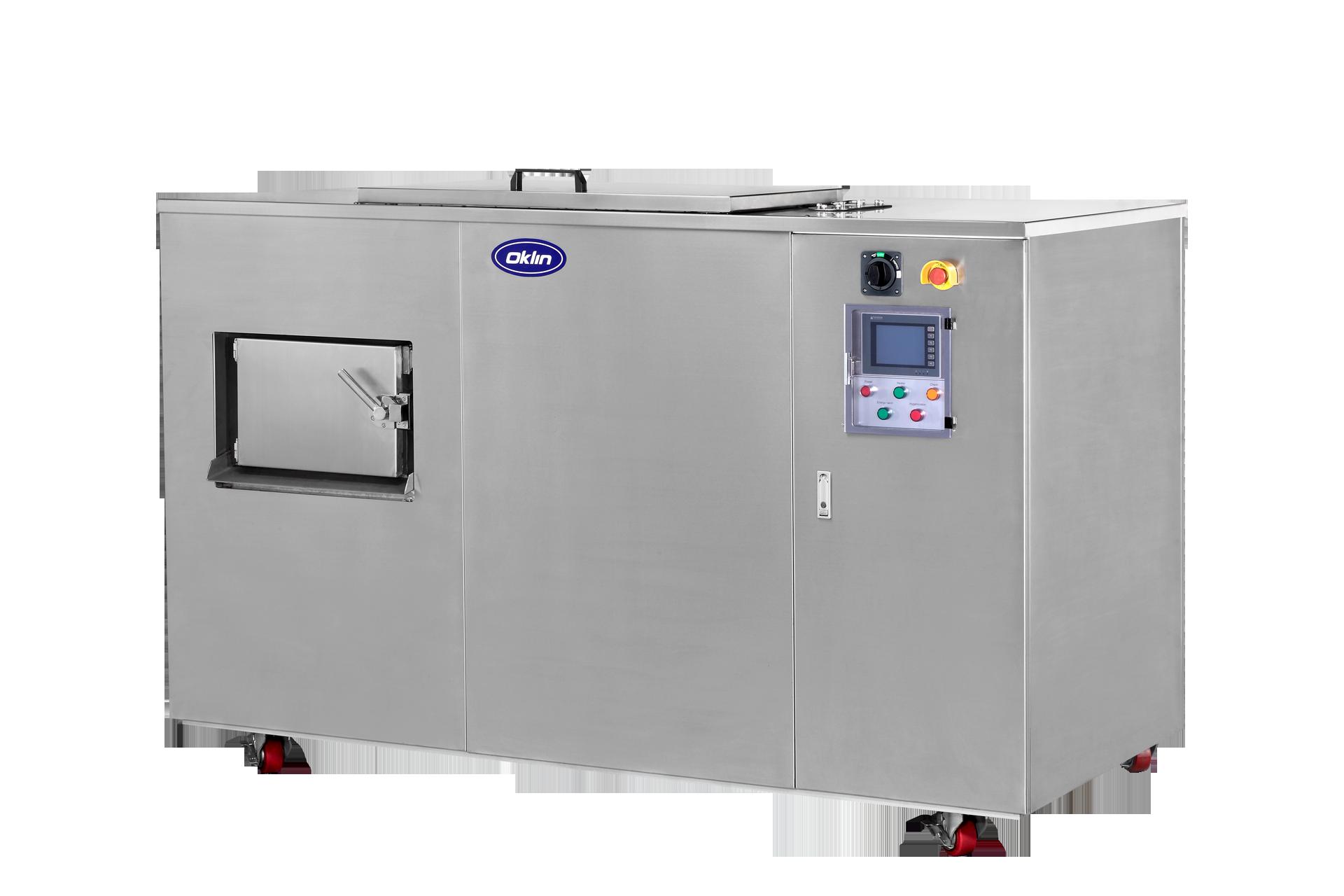 Maquina de Compost Oklin GG-100s