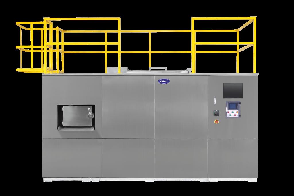 Maquina de Compost Oklin GG-500s